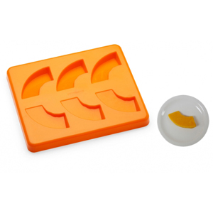 Puree Food Mould - Pumpkin