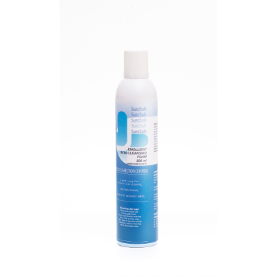 Carewash /Clinitex Skin Cleansing Foam - 12 x 500ml  R323